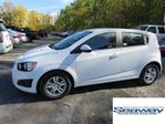 2016 Chevrolet Sonic LT in Cornwall, Ontario