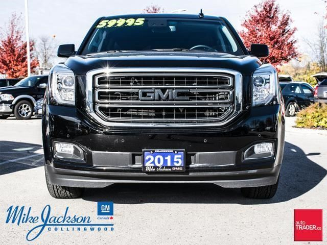 2015 gmc yukon xl slt collingwood ontario used car for sale 2660634. Black Bedroom Furniture Sets. Home Design Ideas