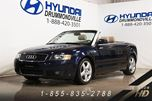 2005 Audi A4 1.8T CABRIOLET + MAGS +CUIR + in Drummondville, Quebec