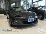 2016 Mazda MX-5 Miata  GX M/T Brand New Bluetooth Convertible TSC Powe in Port Moody, British Columbia