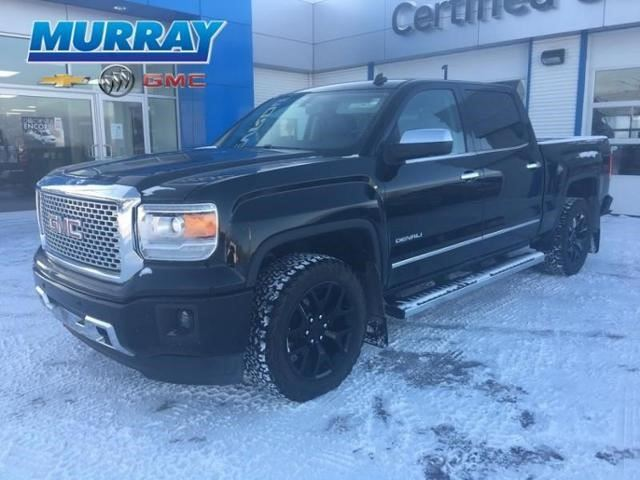 2014 GMC Sierra 1500 Denali in The Pas, Manitoba