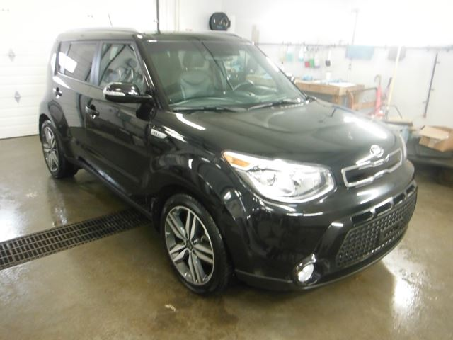2014 Kia Soul SX Luxury in Sudbury, Ontario