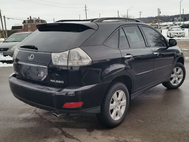 2009 lexus rx 350 awd beamsville ontario used car for sale 2662005. Black Bedroom Furniture Sets. Home Design Ideas