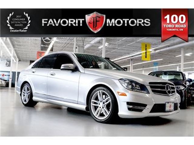 2014 mercedes benz c class c300 4matic lthr heated seats for Mercedes benz c class 2014 price