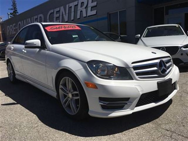 2013 mercedes benz c class c300 4matic lane departure for Mercedes benz 2013 c300 price