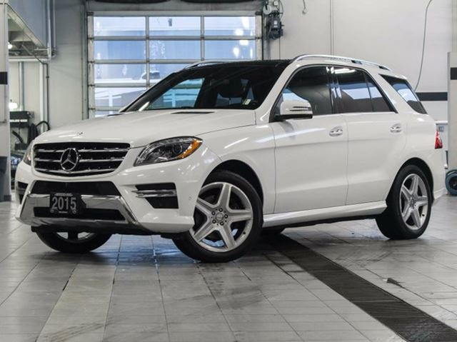 2015 mercedes benz m class ml350 bluetec 4matic kelowna for Mercedes benz m class ml350