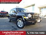 2013 Jeep Patriot Sport/North LOCALLY DRIVEN & ONE PREVIOUS OWNER in Surrey, British Columbia