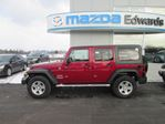 2011 Jeep Wrangler Unlimited Sport in Pembroke, Ontario