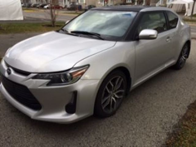 2014 scion tc mississauga ontario used car for sale. Black Bedroom Furniture Sets. Home Design Ideas