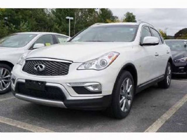 2017 infiniti qx50 awd 2017 white lease busters. Black Bedroom Furniture Sets. Home Design Ideas