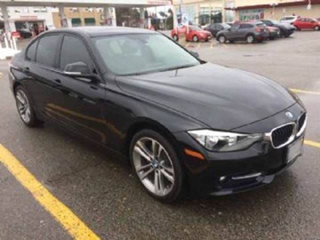 2014 bmw 3 series 320i xdrive awd sport line pkge mississauga ontario used car for sale. Black Bedroom Furniture Sets. Home Design Ideas