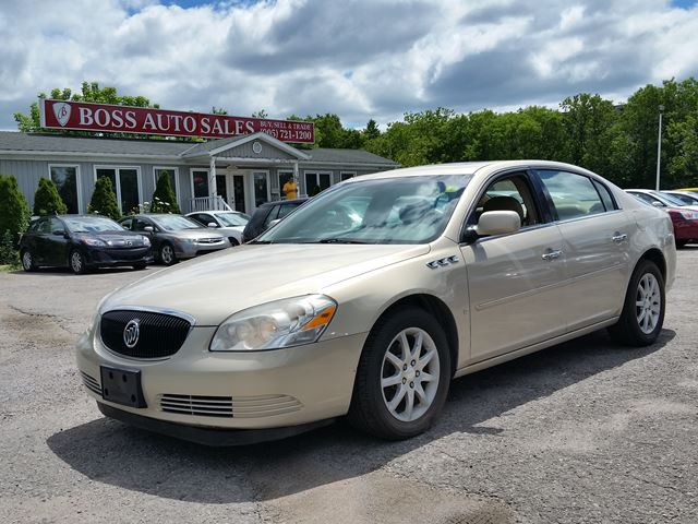 2008 buick lucerne cxl oshawa ontario car for sale. Black Bedroom Furniture Sets. Home Design Ideas