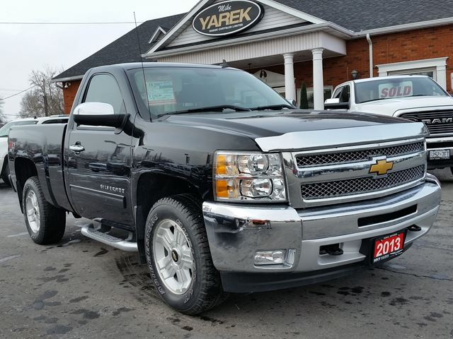 2013 chevrolet silverado 1500 lt z71 4x4 remote start. Black Bedroom Furniture Sets. Home Design Ideas