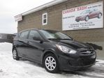 2014 Hyundai Accent 2014 HYUNDAI ACCENT HB ,LOADED AUTO 55km, 12M.WRTY+SAFETY 9900 in Ottawa, Ontario
