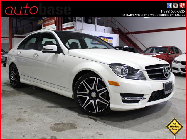 2014 mercedes benz c class c350 4matic amg sport for Mercedes benz c350 sport for sale