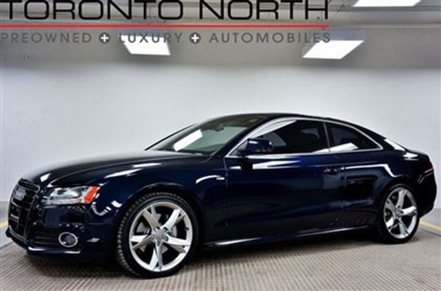 2009 audi a5 3 2l a6 no accident toronto ontario used. Black Bedroom Furniture Sets. Home Design Ideas