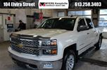 2015 Chevrolet Silverado 1500 LTZ 1LZ Leather Bose Heated/Cooled seats! in Kemptville, Ontario