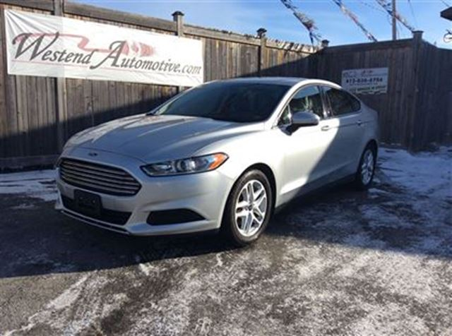2015 ford fusion s ottawa ontario used car for sale. Black Bedroom Furniture Sets. Home Design Ideas