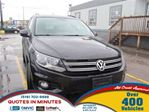 2016 Volkswagen Tiguan Special Edition   AWD   CAM   ONE OWNER   HEATED S in London, Ontario