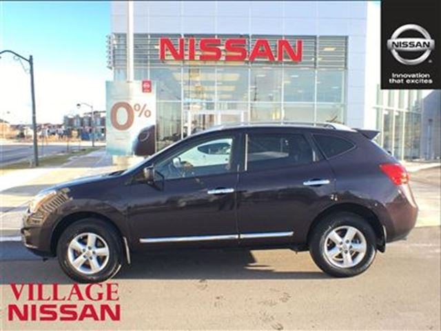 2013 nissan rogue s markham ontario used car for sale. Black Bedroom Furniture Sets. Home Design Ideas