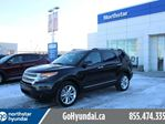 2015 Ford Explorer XLT Leather Sunroof Nav in Edmonton, Alberta