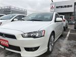 2008 Mitsubishi Lancer GTS Sunroof, Manual Transmission!! in Thunder Bay, Ontario