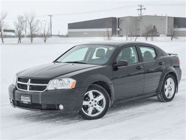2010 dodge avenger rt w sunroof 4 new tires winnipeg manitoba used car for sale 2662358. Black Bedroom Furniture Sets. Home Design Ideas
