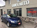 2012 Chevrolet Cruze 2LT Turbo navi w/sunroof in Hamilton, Ontario