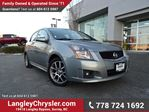 2009 Nissan Sentra SE-R LOCALLY DRIVEN & ACCIDENT FREE in Surrey, British Columbia
