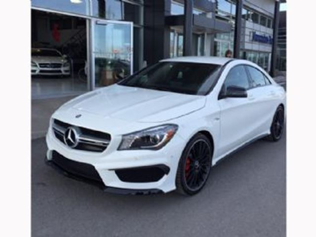 2015 mercedes benz cla class 45 amg 4matic mb first class lease protection white lease busters. Black Bedroom Furniture Sets. Home Design Ideas