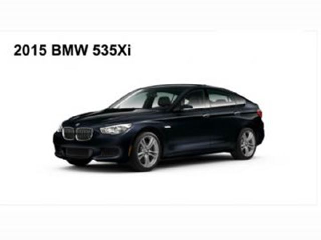 2015 bmw 5 series 535i xdrive gran turismo awd m sport navigation mississauga. Black Bedroom Furniture Sets. Home Design Ideas