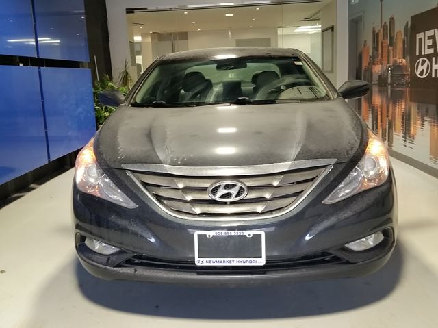 2013 hyundai sonata gls all in pricing 103 b w hst newmarket ontario used car for sale. Black Bedroom Furniture Sets. Home Design Ideas