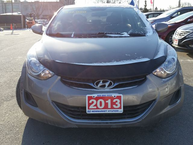 2013 hyundai elantra gl all in pricing 101 hst newmarket ontario used car for sale 2662814. Black Bedroom Furniture Sets. Home Design Ideas