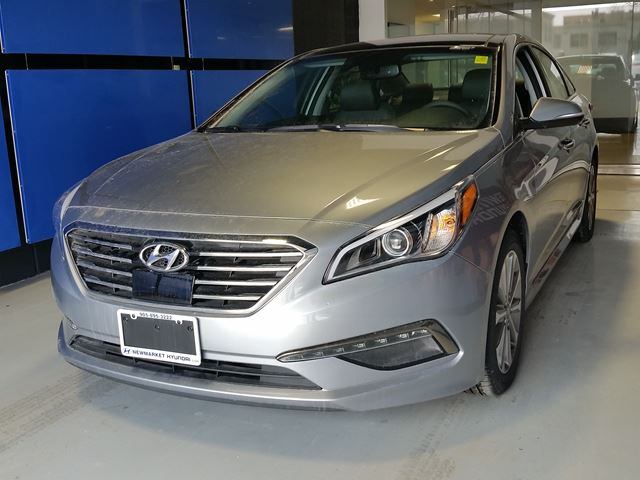 2016 hyundai sonata 2 4l limited newmarket ontario new car for sale 2662591. Black Bedroom Furniture Sets. Home Design Ideas