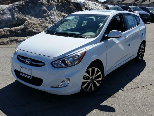 2017 Hyundai Accent SE- DEALER INVOICE PRICE + 0% White ...