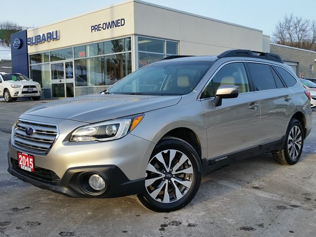 2015 subaru outback 3 6r limited kitchener ontario used car for sale 2663476. Black Bedroom Furniture Sets. Home Design Ideas