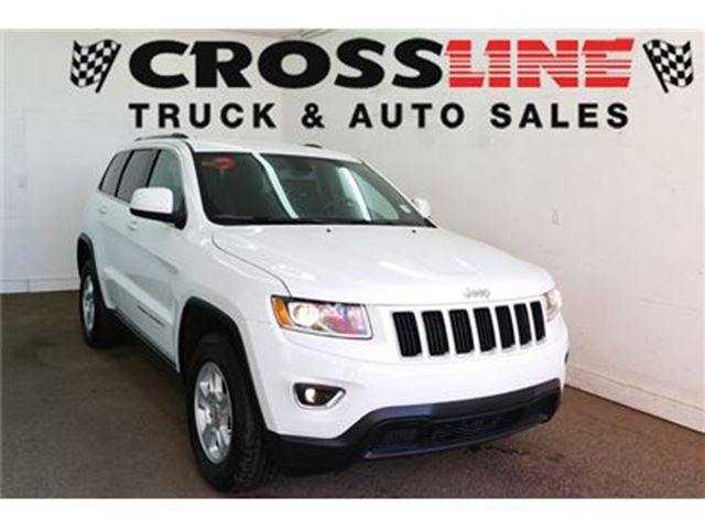 2015 jeep grand cherokee laredo white crossline yellowhead. Black Bedroom Furniture Sets. Home Design Ideas