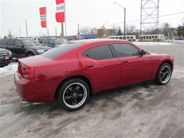 2007 dodge charger 3 5l v6 20 39 wheels very clean hamilton ontario used car for sale 2663132. Black Bedroom Furniture Sets. Home Design Ideas