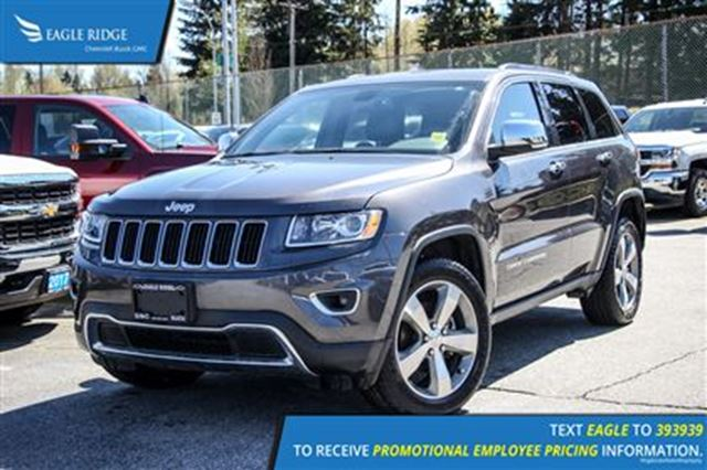 2015 jeep grand cherokee limited coquitlam british columbia used car for sale 2663009. Black Bedroom Furniture Sets. Home Design Ideas