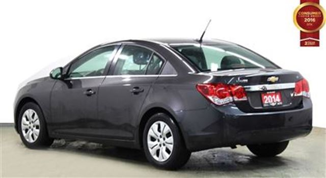 2014 chevrolet cruze 1lt 1 4l cruise control traction control 122km toronto ontario used. Black Bedroom Furniture Sets. Home Design Ideas