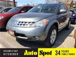 2007 Nissan Murano SL/LOW,LOW KMS/PRICED FOR A QUICK SALE !! in Kitchener, Ontario