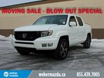 2012 Honda Ridgeline SPORT 4X4/AC/POWER OPTIONS- NO FEES in Edmonton, Alberta