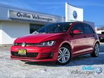 2015 Volkswagen GTI NAVIGATION, PANORAMIC SUNROOF, BLUETOOTH in Orillia, Ontario