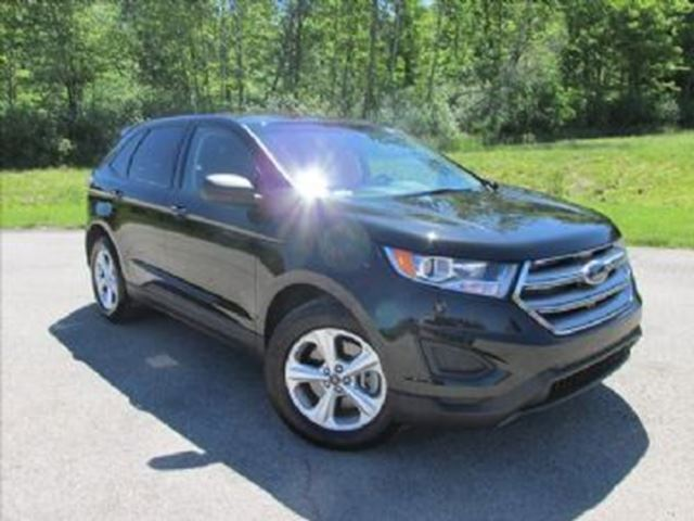 2015 ford edge fwd se ecoboost w prepaid maintenance mississauga ontario used car for sale. Black Bedroom Furniture Sets. Home Design Ideas