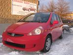 2007 Honda Fit FREE FREE FREE !! 4 NEW WINTER TIRES OR 12M.WRTY+SAFETY $4990 in Ottawa, Ontario