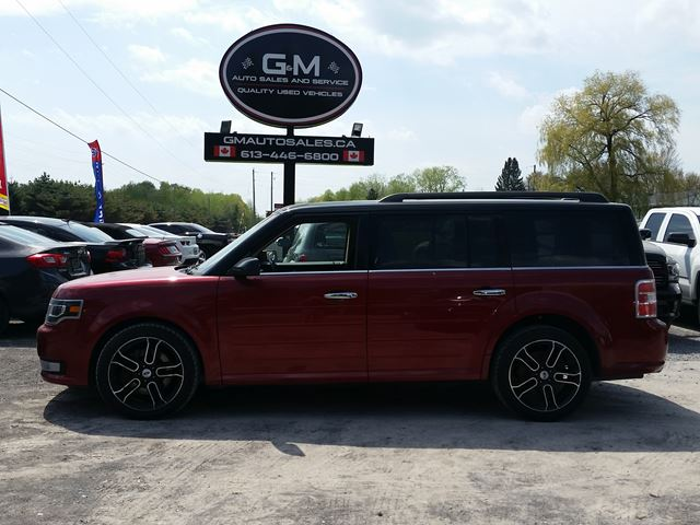 2014 Ford Flex Limited in Rockland, Ontario