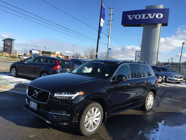 2017 volvo xc90 t5 awd momentum hamilton ontario used car for sale 2664015. Black Bedroom Furniture Sets. Home Design Ideas