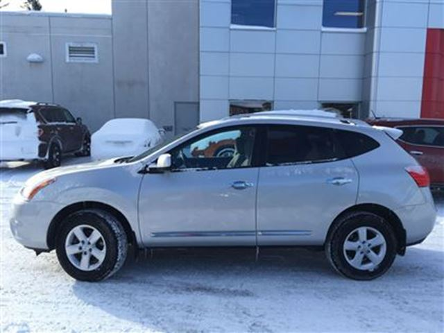 2013 nissan rogue s special edition awd lindsay ontario used car for sale 2663919. Black Bedroom Furniture Sets. Home Design Ideas