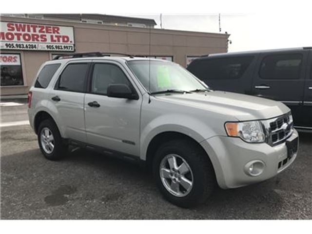 2008 FORD ESCAPE XLT 2.3L, FWD in Orono, Ontario