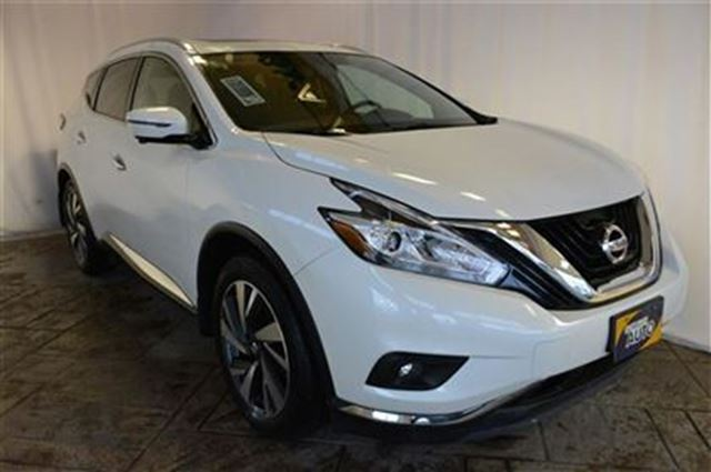 2016 nissan murano platinum awd nav leather moonroof white gorruds auto group milton. Black Bedroom Furniture Sets. Home Design Ideas